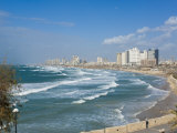 Tel Aviv, Israel, Middle East Photographic Print by Michael DeFreitas