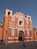 Jocotenango Church Near Antigua, Guatemala, Central America Photographic Print by Sergio Pitamitz