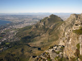 Table Mountain, Cape Town, South Africa, Africa Photographic Print by Andrew Mcconnell