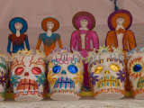 Sugar Skull Decorations for the Day of the Dead Festival, San Miguel De Allende, Guanajuato Photographic Print by Richard Maschmeyer