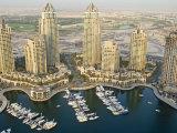 Dubai Marina, Dubai, United Arab Emirates, Middle East Photographic Print by Nico Tondini