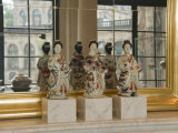 World Famous Porcelain Collection in the Zwinger, Dresden, Saxony, Germany, Europe Photographic Print by Robert Harding
