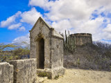 Fort Beekenburg, Caracas Bay, Curacao, Netherlands Antilles, West Indies, Central America Photographic Print by Michael DeFreitas