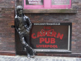 Statue of John Lennon Close to the Original Cavern Club, Matthew Street Photographic Print by Ethel Davies