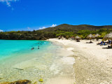 Grote Knip Beach, Curacao, Netherlands Antilles, West Indies, Caribbean, Central America Photographic Print by Michael DeFreitas
