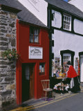 The Smallest House in Britain, on the Quayside at Conwy Photographic Print by Nigel Blythe
