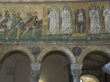Mosaic Depicting the Three Kings Bringing Gifts to the Holy Child, Ravenna Photographic Print by James Emmerson