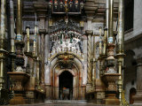 Tomb of Jesus at Church of the Holy Sepulchre, Old City, Jerusalem, Israel, Middle East Photographic Print by  Godong