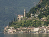 Morcote, Lake Lugano, Switzerland, Europe Photographic Print by James Emmerson