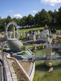 Model City in Legoland, Windsor, Berkshire, England, United Kingdom, Europe Photographic Print by Michael Kelly