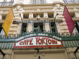 Cafe Tortoni, a Famous Tango Cafe Restaurant Located on Avenue De Mayo, Buenos Aires Photographic Print by Robert Harding