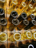 Wine Bottles, Mendoza, Argentina, South America Photographic Print by Yadid Levy