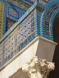 Detail, Dome of the Rock, Jerusalem, Israel, Middle East Photographic Print by Michael DeFreitas