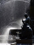 Fountain, Hyde Park, Sydney, New South Wales, Australia, Pacific Photographic Print by Mark Mawson