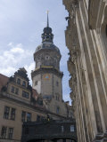 The Court Palace, Dresden, Saxony, Germany, Europe Photographic Print by Robert Harding