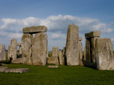 Stonehenge, UNESCO World Heritage Site, Wiltshire, England, United Kingdom, Europe Photographic Print by Charles Bowman