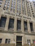 The American Stock Exchange, Manhattan Photographic Print by Amanda Hall