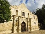 The Alamo, San Antonio Texas, United States of America, North America Reproduction photographique par Michael DeFreitas
