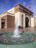 Train Station, Marrakech, Morocco, North Africa, Africa Photographic Print by Vincenzo Lombardo