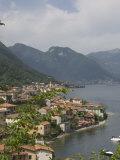 Lezzeno, Lake Como, Italy, Europe Photographic Print by James Emmerson
