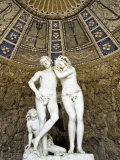 Grotto of Adam and Eve, Boboli Garden, Florence, Tuscany Photographic Print by Nico Tondini