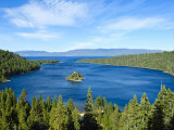 Lake Tahoe Vista, California, United States of America, North America Photographic Print by Michael DeFreitas