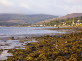 The Calm Waters of Lamlash Bay, Early Morning, Lamlash, Isle of Arran, North Ayrshire Photographic Print by Ruth Tomlinson