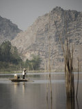 Women Fishing in River, Vietnam, Indochina, Southeast Asia, Asia Photographic Print by  Purcell-Holmes