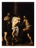The Flagellation of Christ Giclee Print by  Caravaggio