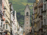 The Old Centre, Vipiteno, on the Brenner Route, Italy, Europe Photographic Print by James Emmerson
