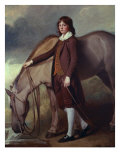 John Walter Tempest Giclee Print by George Romney