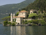 Villa Balbianello, Lake Como, Italy, Europe Photographic Print by James Emmerson