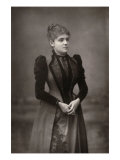 Mrs Lillian Henschel, 1860-1901, British Soprano Giclee Print