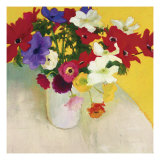 July Floral Giclee Print by Dale Payson