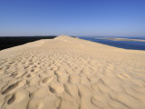 Dunes Du Pyla, Bay of Arcachon, Cote D'Argent, Aquitaine, France, Europe Photographic Print by Peter Richardson
