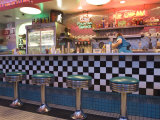 The 66 Diner Along Historic Route 66, Albuquerque, New Mexico Photographic Print by Michael DeFreitas