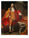 Charles VI of Habsburg, Holy Roman Empire, Charles III of Austria, 1685-1740 Giclee Print by Martin Mytens or Meytens