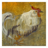 Rooster II Prints by Maeve Harris