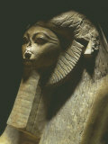 Sphinx of Hatshepsut, 1473-1458 BC, Polished Granite, 18th Dynasty Photographic Print