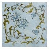 Aqua Vines Giclee Print by Susan Jeschke