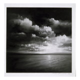 Moonlit Bay I Posters by Donna Levinstone
