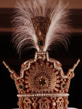 Pahalavi Crown, Made in 1925 for Rez Shah the Great Photographic Print