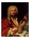 Antonio Vivaldi, 1678-1741, Italian, Venetian composer Giclée-Druck