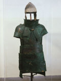 Armour, Bronze, Mycenaean, from Dendra, Greece Photographic Print