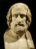 Euripides, 484-406 BC Greek playwright Photographic Print