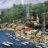 Portofino II Art by John Clarke