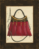 Fashion Purse I Print by Sophie Devereux