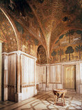 Chamber of King Roger, 12th century, Palazzo dei Normanii or Palazzo Reale, Palermo, Sicily Photographic Print