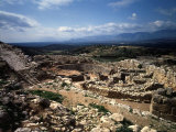 "Royal Grave Circle ""A"", 16th century BC, Mycenae, Greece Photographic Print"
