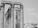 Ancient Greek Architecture Photographic Print by Rob Lang